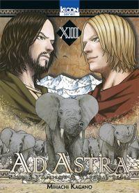 Ad Astra - Scipion l'africain & Hannibal Barca T13, manga chez Ki-oon de Kagano