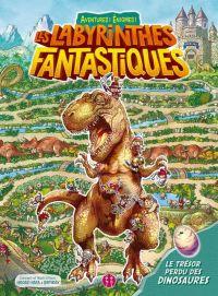 Les labyrinthes fantastiques : Le trésor perdu des dinosaures (0), manga chez Nobi Nobi! de Hara, Birthday