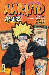 Naruto : Quiz 710 questions (0), manga chez Kana de Kishimoto