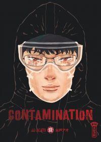 Contamination  T2, manga chez Kana de Acato