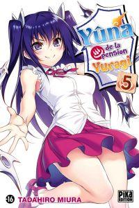 Yûna de la pension Yuragi T5, manga chez Pika de Miura
