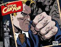 Steve Canyon, comics chez Robinson de Caniff