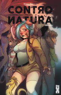 Contro Natura Omnibus, comics chez Glénat de Andolfo