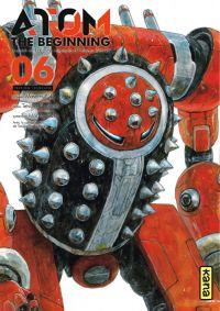 Atom - The beginning  T6, manga chez Kana de Tezuka, Yuuki, Kasahara