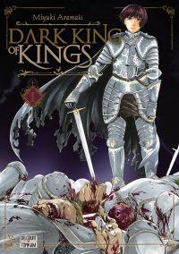 Dark king of kings T1, manga chez Delcourt Tonkam de Aramaki