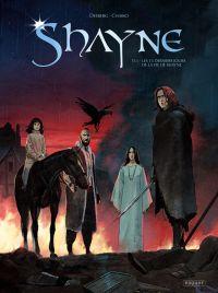 Shayne T1 : Les 15 derniers jours de la vie de Shayne (0), bd chez Paquet de Desberg, Chaiko