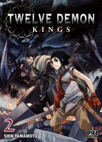 Twelve demon kings  T2, manga chez Pika de Yamamoto