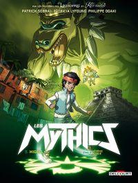 Mythics T5 : Miguel (0), bd chez Delcourt de Ogaki, Sobral, Lyfoung, Dalmasso, Alquié