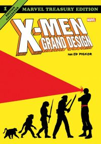 X-Men Grand design :  -  Edition collector (0), comics chez Panini Comics de Piskor