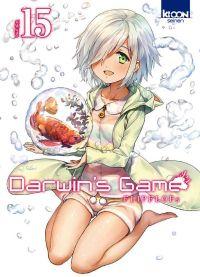 Darwin's game T15, manga chez Ki-oon de FLIPFLOPs