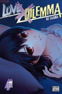 Love x dilemma T11, manga chez Delcourt Tonkam de Sasuga