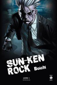 Sun-Ken Rock T1, manga chez Bamboo de Boichi