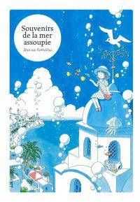 Souvenirs de la mer assoupie, manga chez IMHO de Komatsu