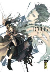 Levius T5, manga chez Kana de Nakata