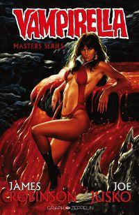 Vampirella - Masters Series, comics chez Graph Zeppelin de Robinson, Lago, Jusko, Mays, Jimenez