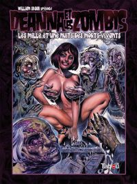 Deanna et les Zombies : Les mille et une nuits des morts-vivants (0), comics chez Tabou de Skaar