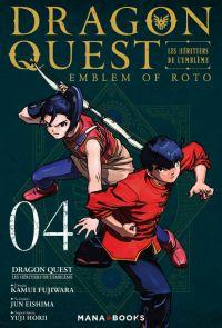 Dragon quest - Les héritiers de l'emblème T4, manga chez Mana Books de Eishima, Fujiwara