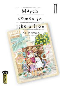March comes in a like a lion T11, manga chez Kana de Chica