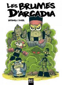 Les brumes d'Arcadia, manga chez H2T de Bettinelli, Postel