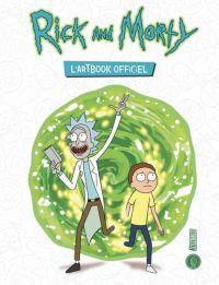 Rick and Morty : L'Artbook officiel (0), comics chez Hi Comics de Siciliano, Collectif