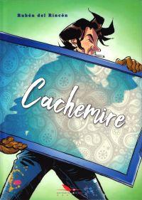 Cachemire, bd chez Les éditions du Long Bec de del Rincon, Del Rincon