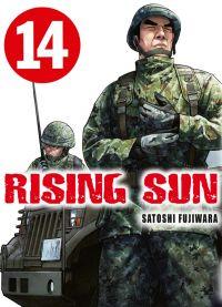 Rising sun T14, manga chez Komikku éditions de Fujiwara