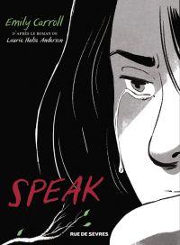 Speak, comics chez Rue de Sèvres de Carroll