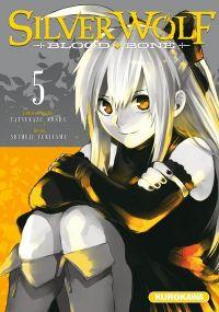 Silver wolf Blood bone T5, manga chez Kurokawa de Konda, Yukiyama