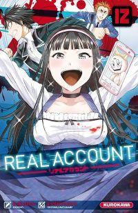 Real account T12, manga chez Kurokawa de Okushou, Shizumukun