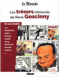 Les Trésors retrouvés de René Goscinny, bd chez Glénat de Goscinny, Collectif