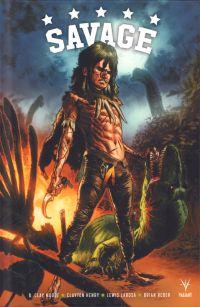 Savage, comics chez Bliss Comics de Moore, Larosa, Henry, Reber