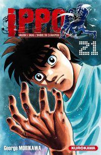 Ippo – Saison 5 - Dans l'ombre du champion, T21, manga chez Kurokawa de Morikawa