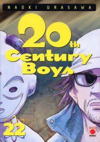 20th Century Boys T22, manga chez Panini Comics de Nagasaki, Urasawa