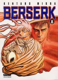 Berserk T8, manga chez Glénat de Miura