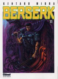 Berserk T11, manga chez Glénat de Miura