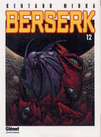 Berserk T12, manga chez Glénat de Miura