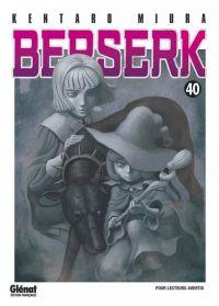 Berserk T40, manga chez Glénat de Miura