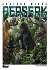 Berserk T39, manga chez Glénat de Miura