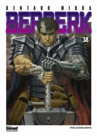 Berserk T38, manga chez Glénat de Miura