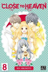 Close to heaven T8, manga chez Pika de Mikimoto