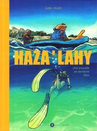Haza'Lahy, bd chez Des bulles dans l'océan de Clerc, Pelayo