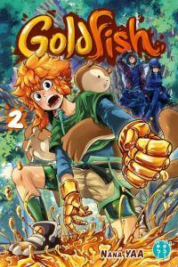Goldfish T2, manga chez Nobi Nobi! de Yaa