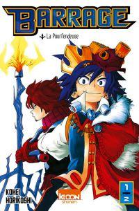 Barrage T1, manga chez Ki-oon de Horikoshi