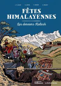 Fêtes Himalayennes : Les derniers Kalash (0), bd chez La boîte à bulles de Loude, Maury, Marlu