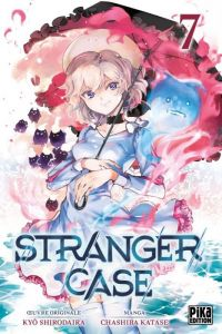 Stranger case T7, manga chez Pika de Katase, Shirodaira