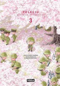 Peleliu - Guernica of paradise T3, manga chez Vega de Takeda
