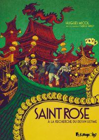 Saint Rose : A la recherche du dessin ultime (0), bd chez Futuropolis de Micol, Merlet