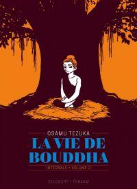 La vie de Bouddha T2 : Edition prestige (0), manga chez Delcourt Tonkam de Tezuka