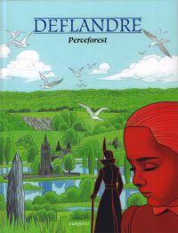 Perceforest, bd chez Mosquito de Deflandre