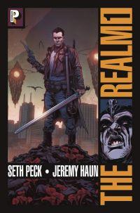 The Realm T1, comics chez Casterman de Peck, Haun, Filardi